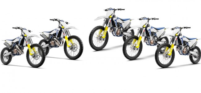 Husqvarna lanceert 2020 MX modellen!