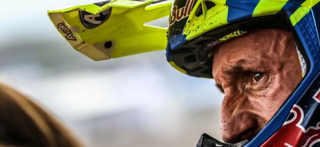 Video: Gajser vs Cairoli MXGP Trentino 2019