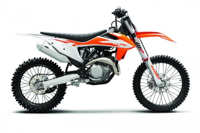 Belgische KTM MX en enduro prijzen