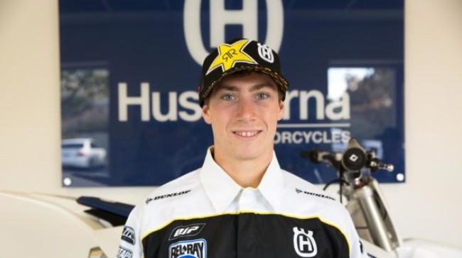Mitchell Harrison tekent bij BUD Racing!