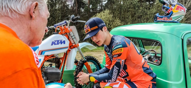 Jorge Prado: MXGP of Supercross?