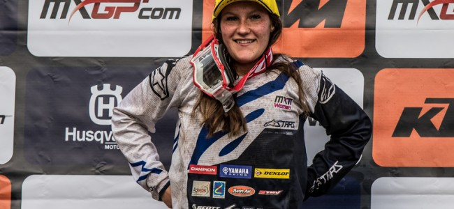 Belgische dames op podiumjacht in WMX of European Nations