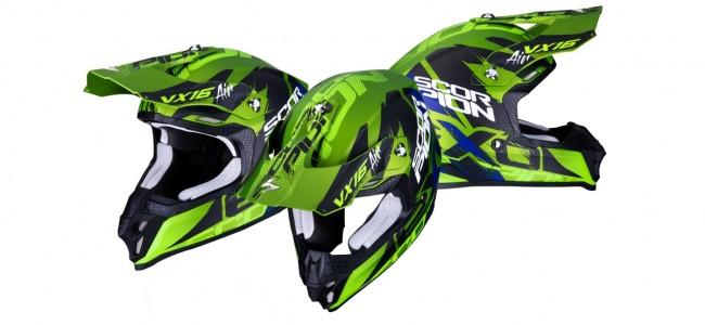 Product spotlight: Scorpion VX-16 Air