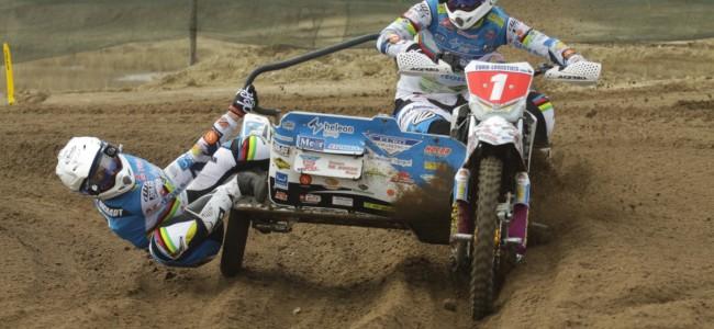 Bax/Stupelis winnen heat 2, Vanluchene/Van den Boogaart pakken GP winst in Lommel!