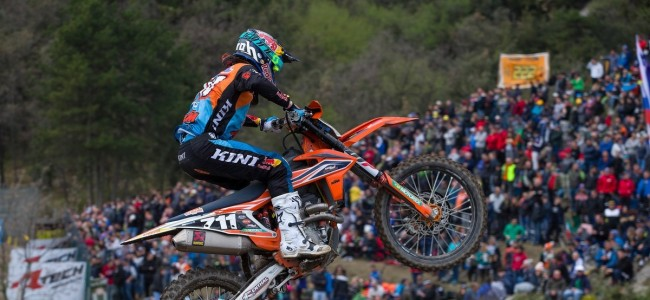 Rene Hofer gaat zijn GP-debuut maken in Mantova