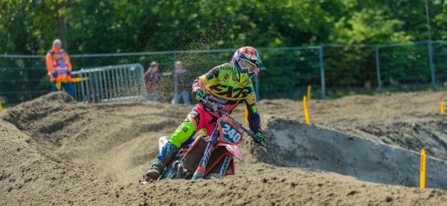 Pittige wedstrijd voor CreyMert Racing in Axel