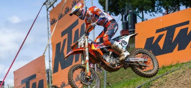 Tom Vialle verlengt zijn KTM contract met 2 jaar