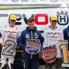 Ostlund neemt de leiding in het British Championship!
