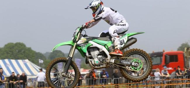 BK/Motorcross verkiezingstrofee in Assenede
