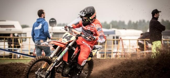David Segers wint MCLB wedstrijd in Hamme-Zogge!!