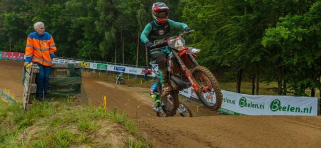 Eric Leijtens dichtbij de top tien in Rhenen