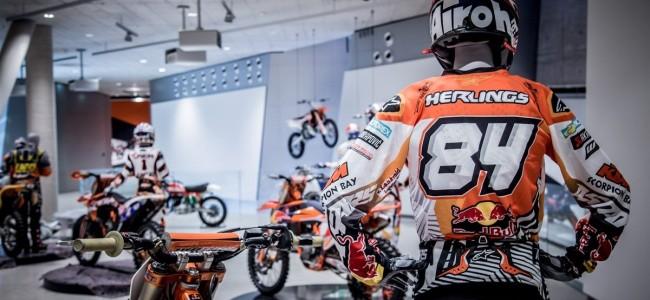 Openingsweekend KTM Motohall belevingscentrum