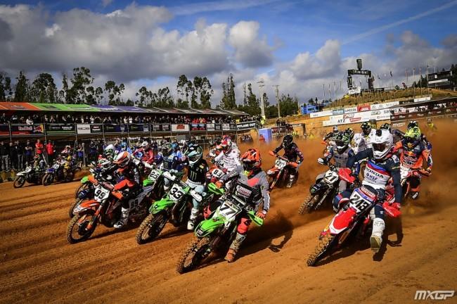 LIVESTREAM: MXGP race 2 Portugal