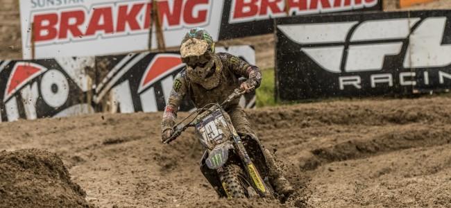 Teleurstelling bij KEMEA Racing in de modder