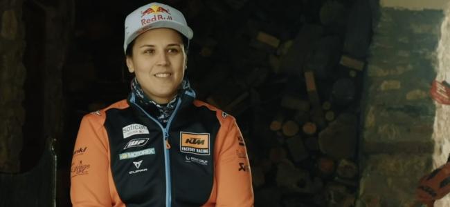 Haalt Laia Sanz als eerste vrouw ooit de finish van de Erzbergrodeo?