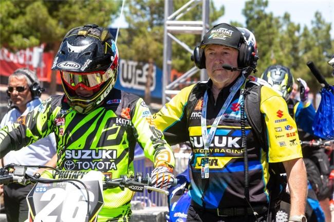 JGR met twee rijders in de AMA Nationals