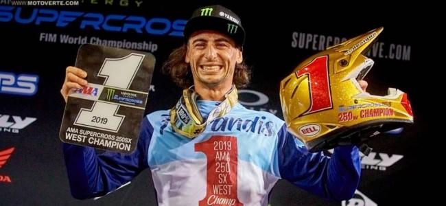 Dylan Ferrandis komt naar Supercross Paris