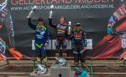 Van der Vlist wint de finale maar Laier pakt de titel!