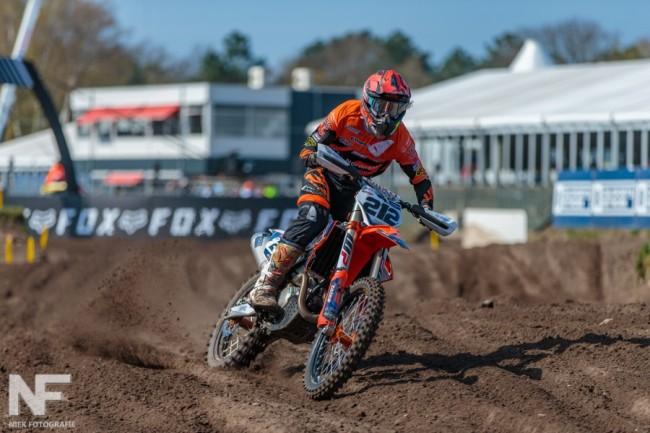 Jeffrey Dewulf verlaat North Europe Racing