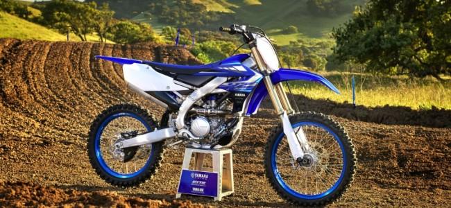 2020 Yamaha YZ250F: afstellen, racen, winnen!