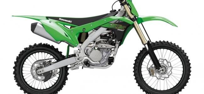 KX250 steelt de show in 2020 Kawasaki line-up!