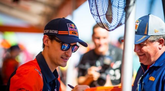 Marvin Musquin verlengt opnieuw KTM contract