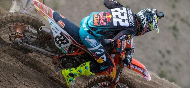 Antonio Cairoli komt goed weg na zware crash!