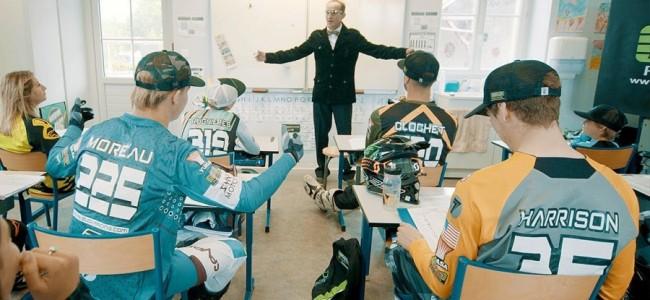 Video: Fun op de Bud Racing school!