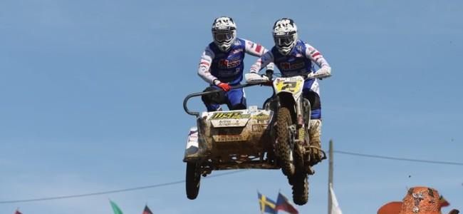 GP winnaars Hermans/Musset oppermachtig in Estland!