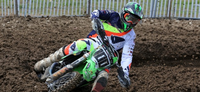 Walsh en Searle nemen de leiding over in Engeland