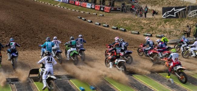 Infront Moto Racing moet MXGP kalender bijstellen