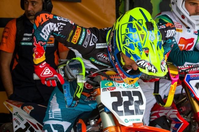 GP motorcross Letland: Entry List MXGP en MX2