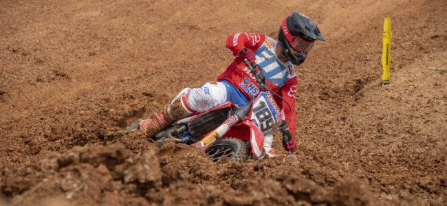 Brian Bogers vertelt over zijn GP in Palembang