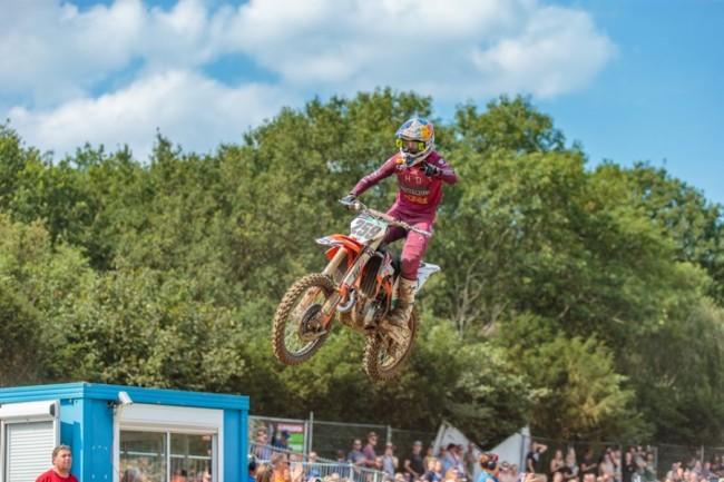 Arminas Jasikonis maakt de klus af in Lichtenvoorde