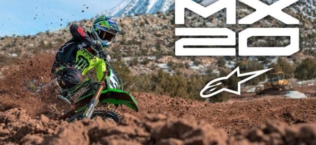 Video: Alpinestars 2020 MX collectie