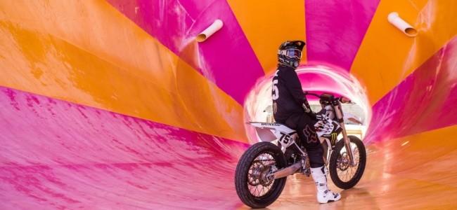 Video: Josh Hill is the ultimate urban rider!