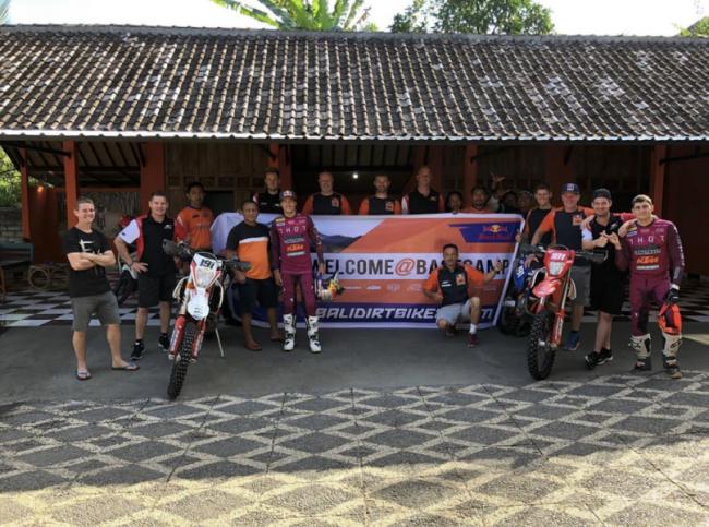 Het leven zoals het is: MXGP in Indonesië