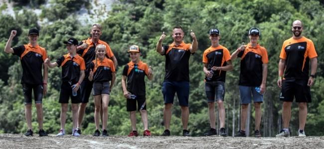 Foto: Junior WK motorcross op vrijdag
