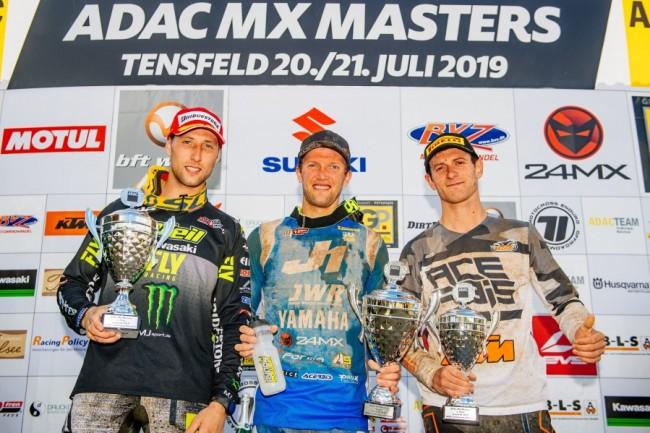 Strijbos topt Belgisch podium in ADAC MX Masters!