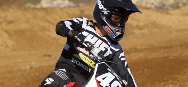 Jett Lawrence maakt Pro Motocross debuut!