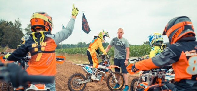 Schrijf je snel in voor de 3de Motocross Junior Days!