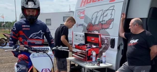 Gouwenberg start in Lommel voor 114 Motorsports