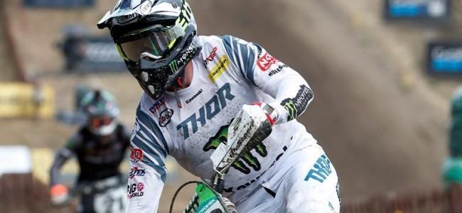 Tommy Searle mist de GP van België