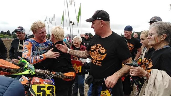 Greg Smets VLM Inters 250 kampioen!