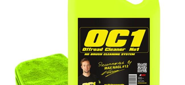 Actie! Deze week 10% korting op krachtige OC1 Bike Cleaner