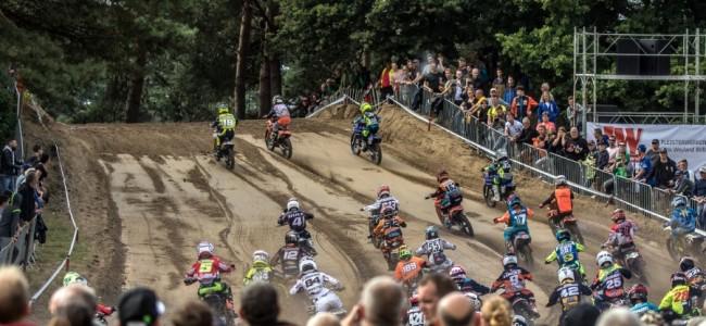Nismes, Balen en Orp locaties voor de Belgian Masters of Motocross