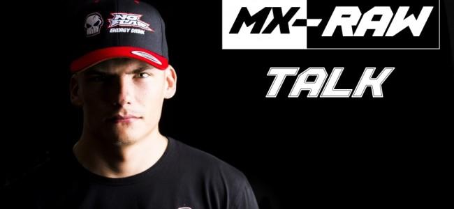 MX-RAW Talk: Brent Van Doninck