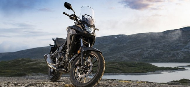 Video: MXMag reed met de Honda CB500X!