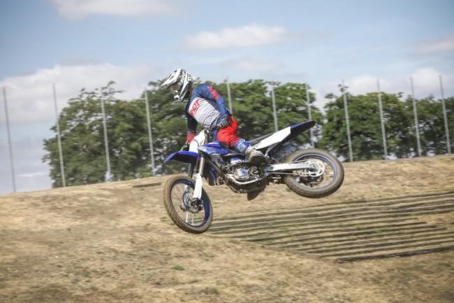 Nick Kouwenberg test 2020 Yamaha YZ250F / YZ450F