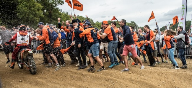 KTM Belgium's La Chinelle aftermovie!